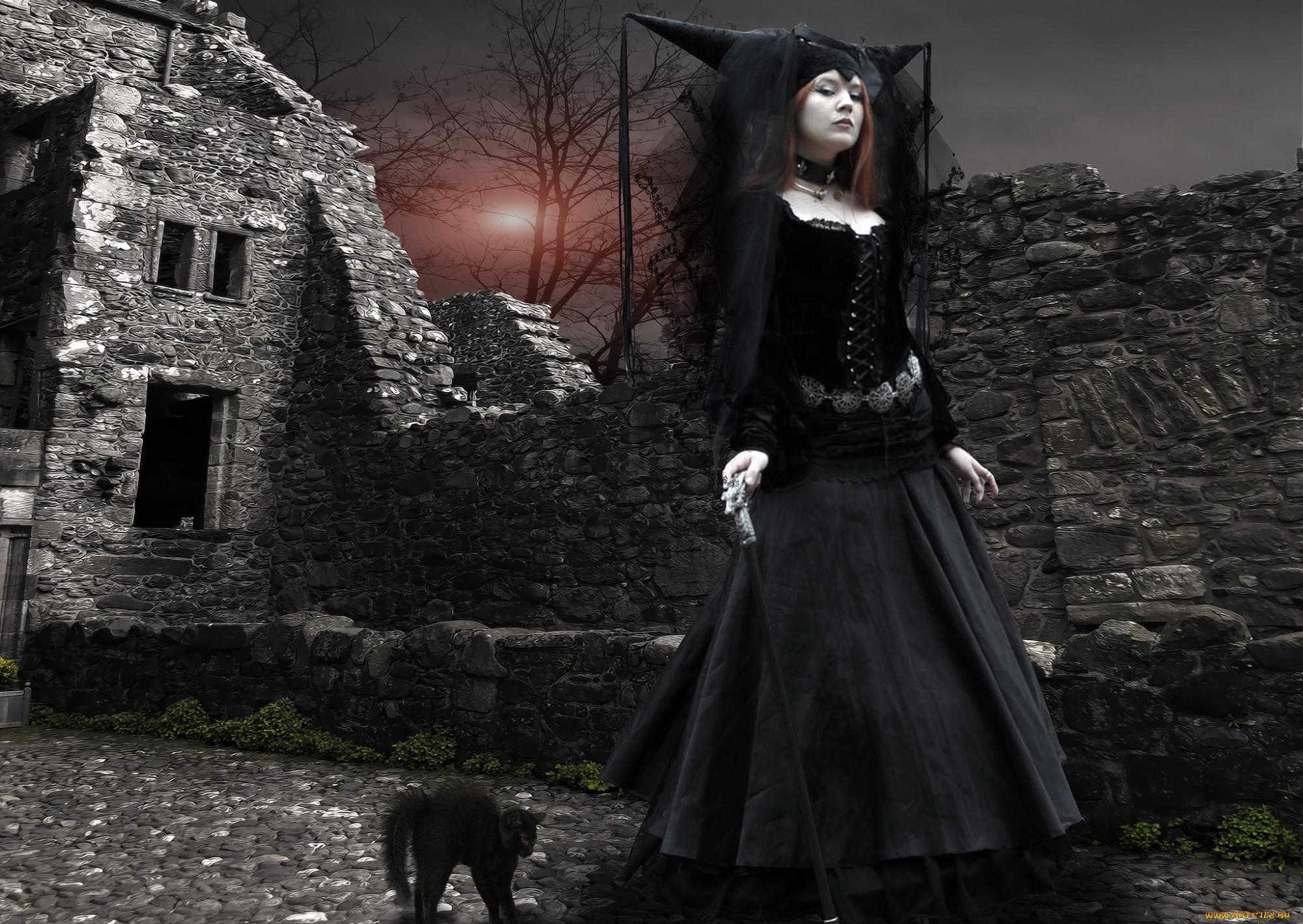 замок ведьмочек картинки гостиной часто